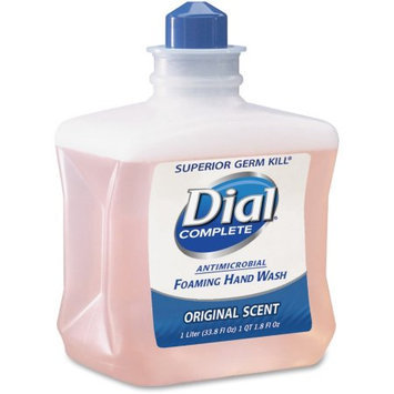 Dial® Complete Antimicrobial Foaming Hand Soap Refill