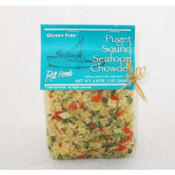 Puget Sound Seafood Chowder Mix 6.8oz