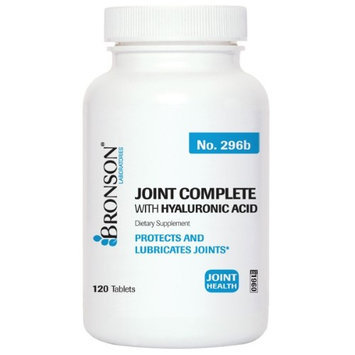 Bronson Vitamins Joint Complete with Hyaluronic Acid