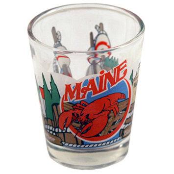 DDI 381853 Maine Shot Glass 2.25H X 2