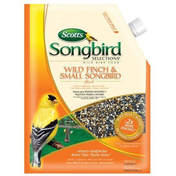 Scott Publishing 8 lbs Wild Finch and Small Songbird Blend