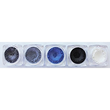 Grace My Face Minerals- New Eyeshadow Collection- Tainted Love