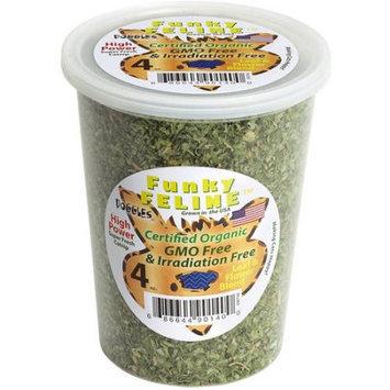 Doggles CNCT-4Z Organic Catnip Deli Tubs