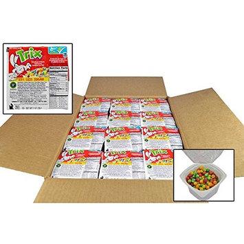 Trix 25 Percent Less Sugar Cereal, 1 Ounce - 96 per case.