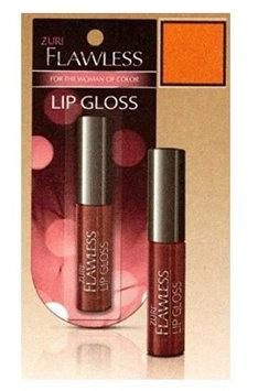 Zuri Flawless Lip Gloss Orangey Red