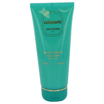 CORIANDRE by Jean Couturier Body Lotion Tube 6.8 oz