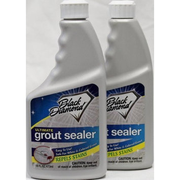 Ultimate Grout Sealer: Stain Sealant Protector for Tile, Marble, Floors, Showers and Countertops. [2]