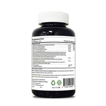 Brieofood Food Based Calcium 90 Tablets