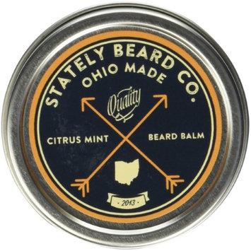 Stately Beard Company Stately Beard Co. Beard Balm - Citrus Mint, 2oz *All natural and organic