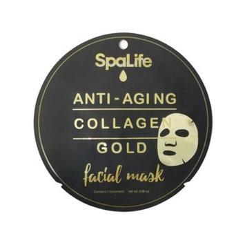 My Spa Life Collagen Gold Mask - 0.81 fl oz
