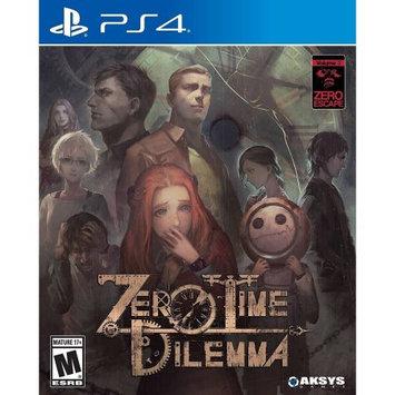 Aksys Games Zero Time Dilemma Playstation 4 [PS4]