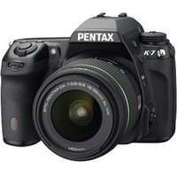 Pentax K-7 Digital SLR Camera - Black