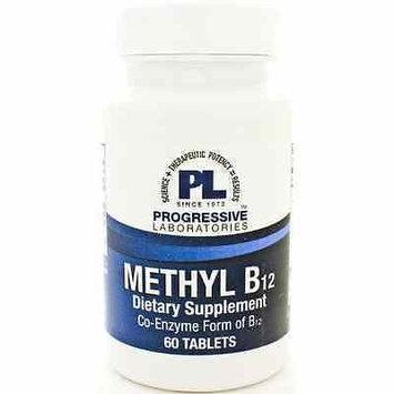 Progressive Labs Methyl B12 60T