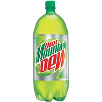 Mountain Dew Diet Soda 2 l