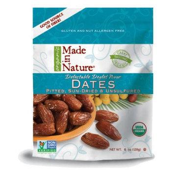 Made In Nature DATES, OG2, DEGLET NOOR, (Pack of 12)
