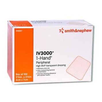 Opsite IV 3000 Dressing 4 x 5.5 Inch Box of 10