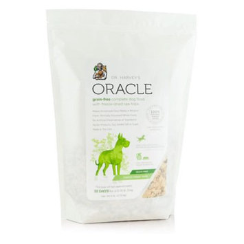 Dr. Harvey's Dr. Harveys DRHORACLEGFCHI3OZ Oracle - Freeze-Dried Raw Complete Diet for Dogs - 3 oz. Bag