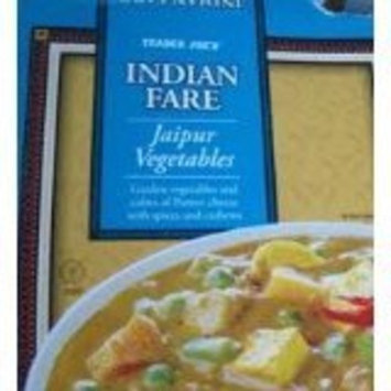 Trader Joe's Indian Fare Jaipur Vegetables - 10 Oz. (5-pack)