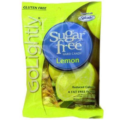 Golightly Sugar Free Hard Candy, Lemon - 2.75 Oz
