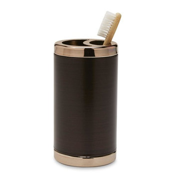Cannon Toothbrush Holder - Oil Rubbed Bronze