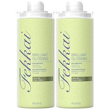 Fekkai Brilliant Glossing Shampoo - 16 oz - 2 pk