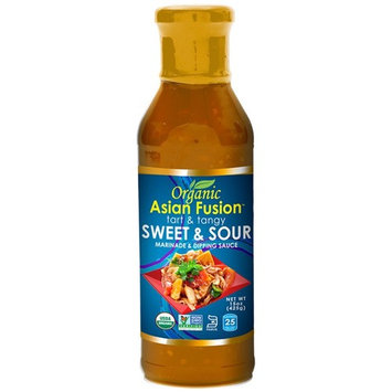 Asian Fusion Sweet & Sour Sauce, 15 Ounce
