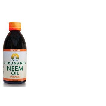 Healthland Llc Gurunanda Neem Oil, 8 Fl Oz