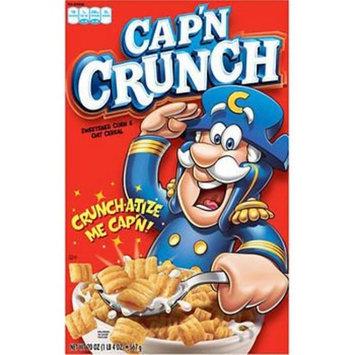 Cap'n Crunch Original Sweetened Corn & Oat Cereal, 2 pk./20 oz. AS