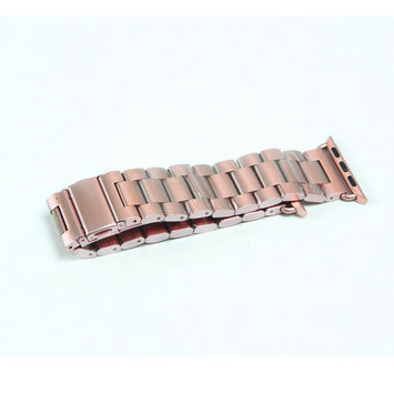 Stainless Steel Band for Apple Watch 38MM - Rose G