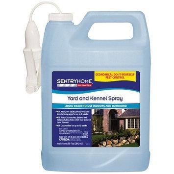 SentryHOME Flea and Tick Yard and Kennel Spray, 96-Fluid Ounce