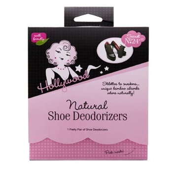 Hollywood Natural Shoe Deodorizers Polka Dot Pattern