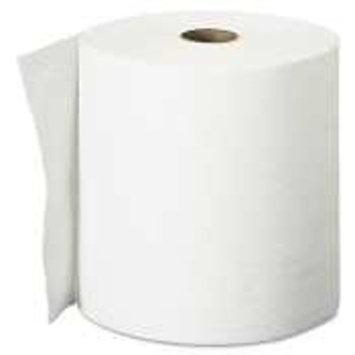 Scott Essential (formerly Kleenex) Hard Roll Paper Towels (50606) with Premium Absorbency Pockets, White, 6 Rolls / Case, 3,600 feet - Same Kleenex quality, now Scott branded