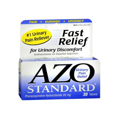AZO Standard Urinary Pain Relief