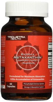 Triquetra Health BioMax Astaxanthin: Scientifically Shown to be 370% More Effective Than Standard Astaxanthin - Combi