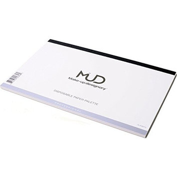 MUD Disposable Wax Paper Palette (30 sheets)