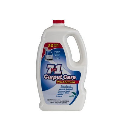 7in1 Pro Formula Carpet Care Solution 4/1 Gallons [4]