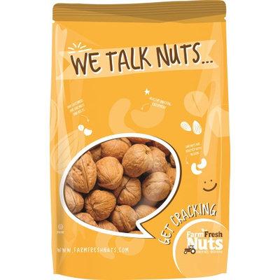 Farm Fresh Nuts Walnuts Natural In Shell (4 LB)