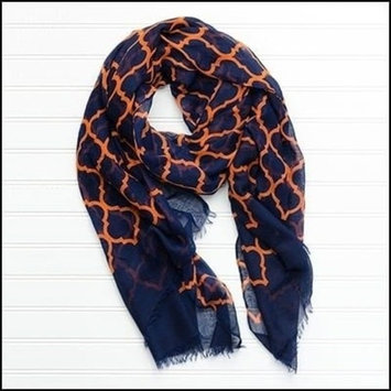 Tickled Pink Vibrant Lightweight Scarf 40 x 70