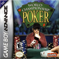 Game Boy Advance World Championship Poker