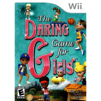 Majesco Daring Game for Girls - Nintendo Wii