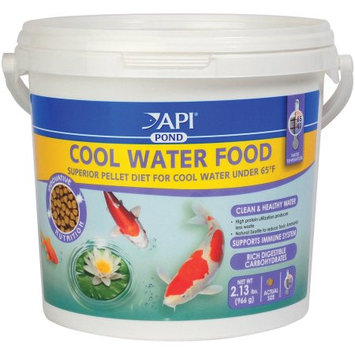 Mars Fishcare North America 197C 34 Oz Cool Water Pond Food