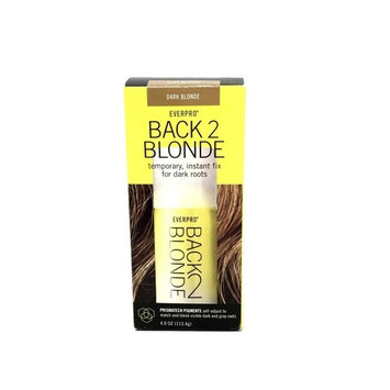 Everpro Back 2 Blonde Temporary Instant Spray Away Dark Or Gray Roots Hair Color 816132011223