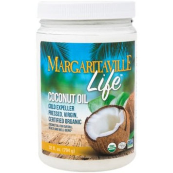 Margaritaville Life Coconut Oil (32 Fluid Ounces Solid) by Margaritaville Life at the Vitamin Shoppe
