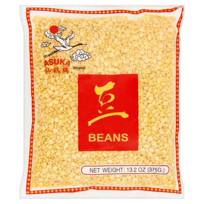 Vinh Sanh Trading Corp. Asuka Peeled Split Mung Beans, 13.2 oz