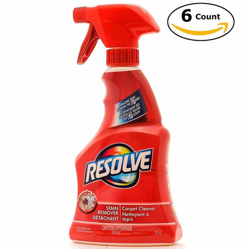 Resolve Carpet Spot & Stain Remover (1 Pack (11 Fl Oz x 6 Ct)) …