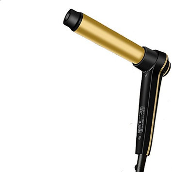 Conwea Curling Iron with Ceramic Coating, Hair Curling Wand 205mm Diameter and 190mm long in Handle Curl Bar