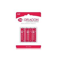 NS Novelties Dragon Alkaline Vibrator, AA