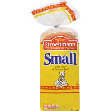 Stroehmann Small White Bread, 16 oz