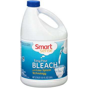 Smart Sense Easy Pour Bleach, 121 fl oz, 3.58 lt