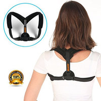 Back Posture Corrector Clavicle Support Brace for Women & Men by Nicestar Improve Posture, Prevent Slouching and Upper Back Pain Relief